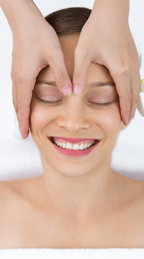 masajes faciales en Puerto Banús
