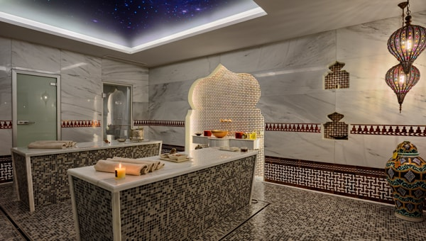 Hammam Árabe Glow Beauty